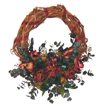 Grapevine wreath 16-18